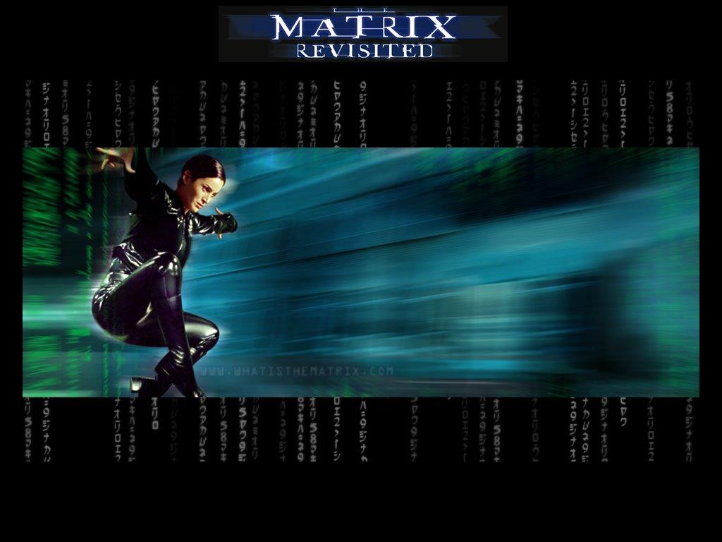 Wallpaper Matrix reloaded
