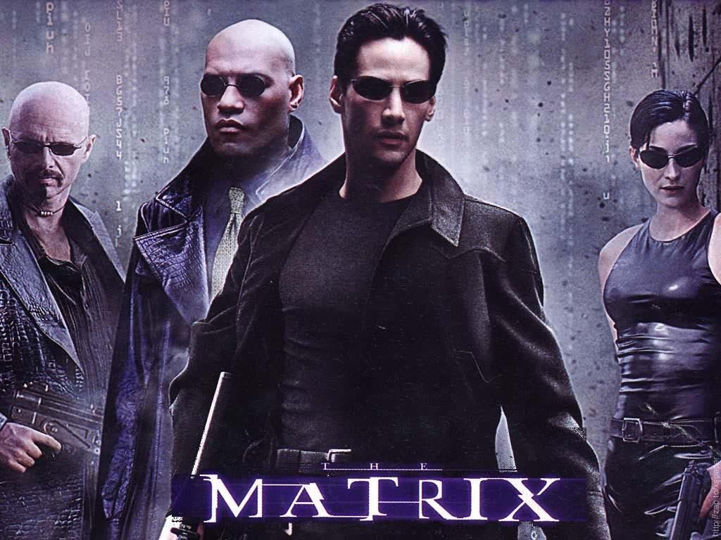 Wallpaper neo Matrix