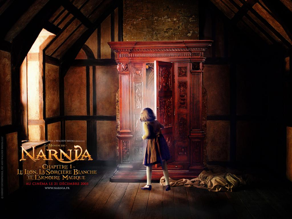 Wallpaper Armoire magique Le Monde de Narnia