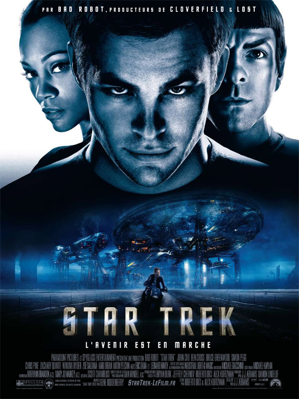 Wallpaper Star Trek Affiche du film