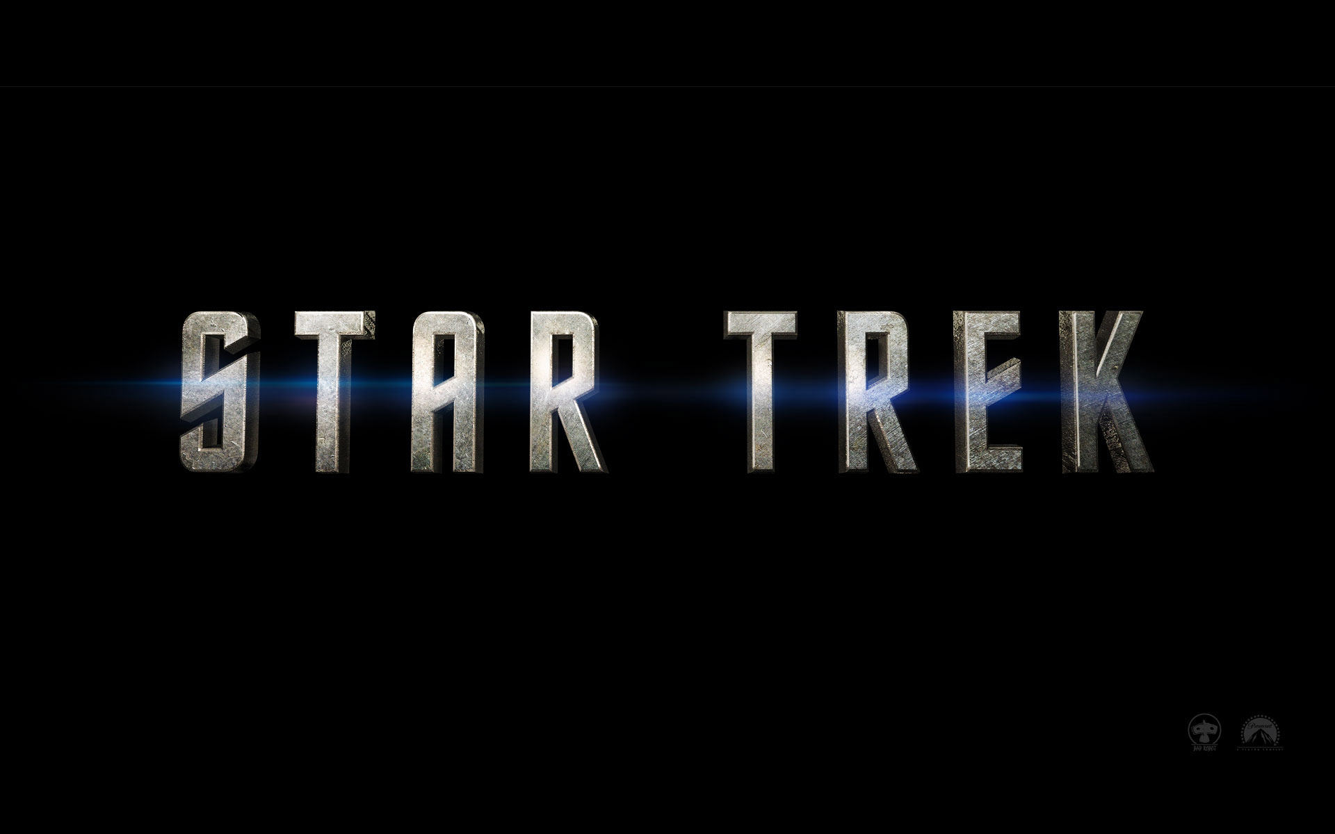 Wallpaper Titre du Film Star Trek