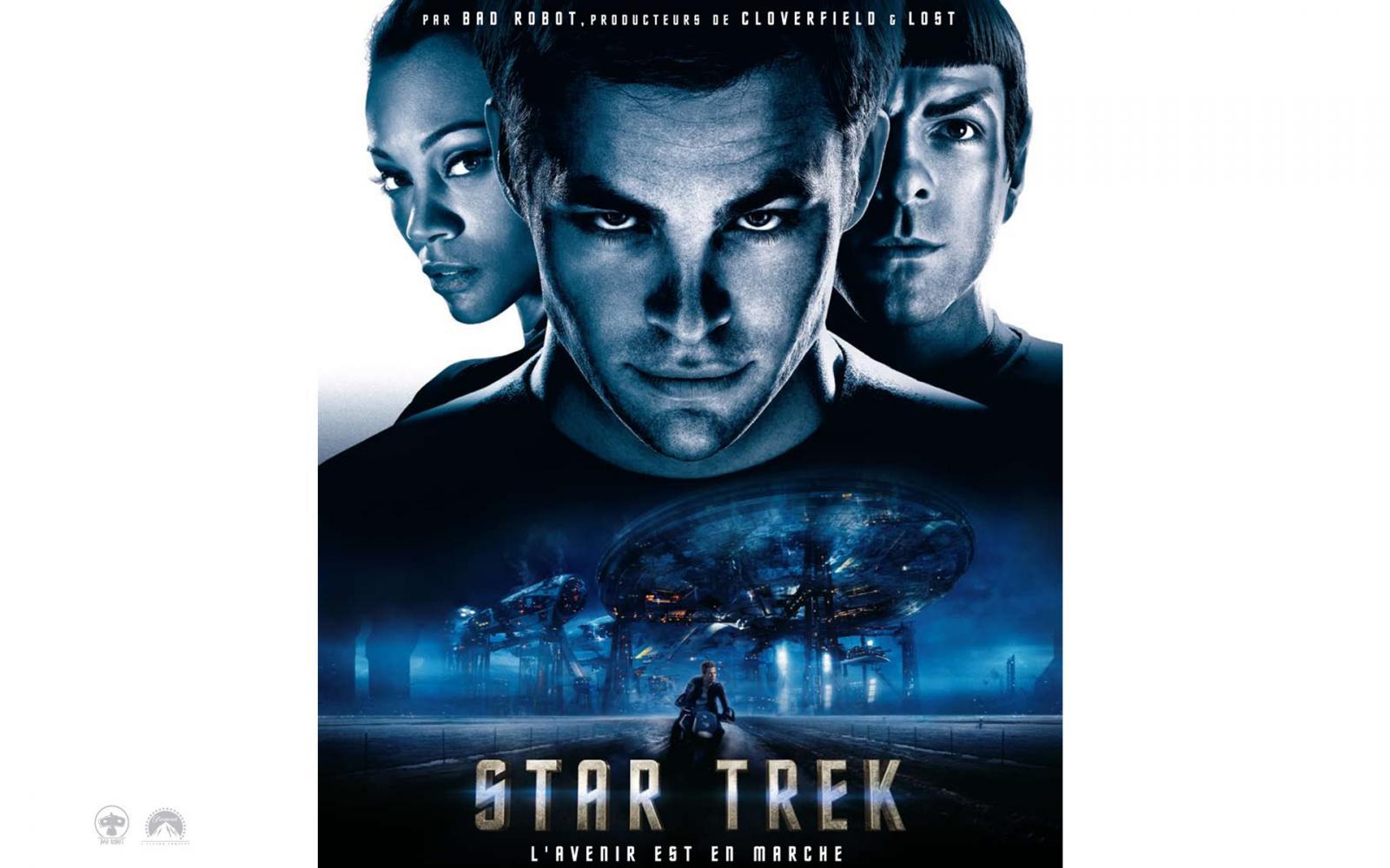 Wallpaper Star Trek Affiche du film