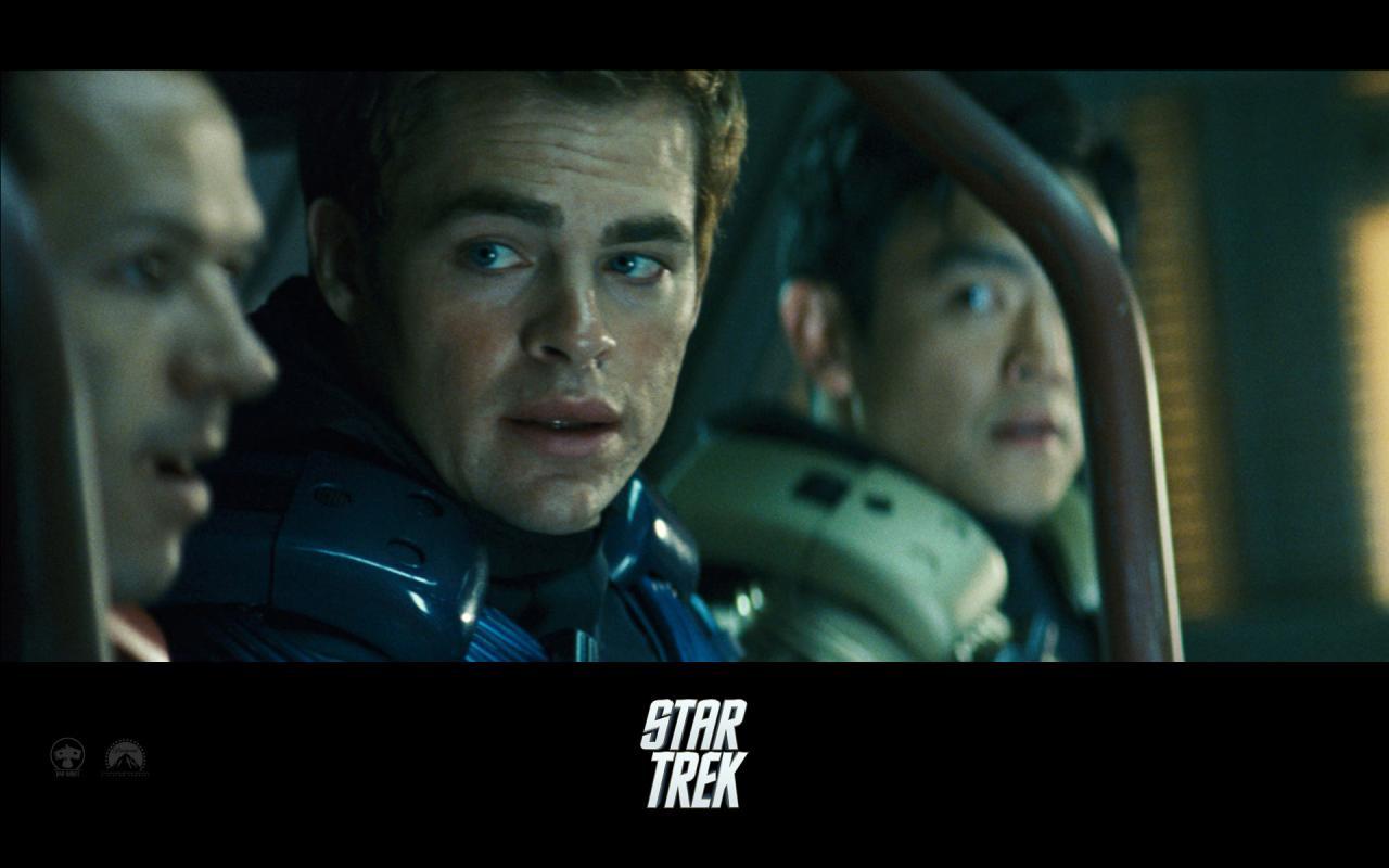 Wallpaper Star Trek Attention décolage