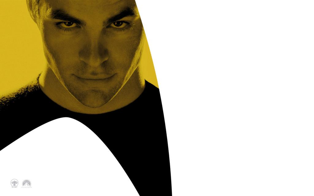 Wallpaper Star Trek James T. Kirk