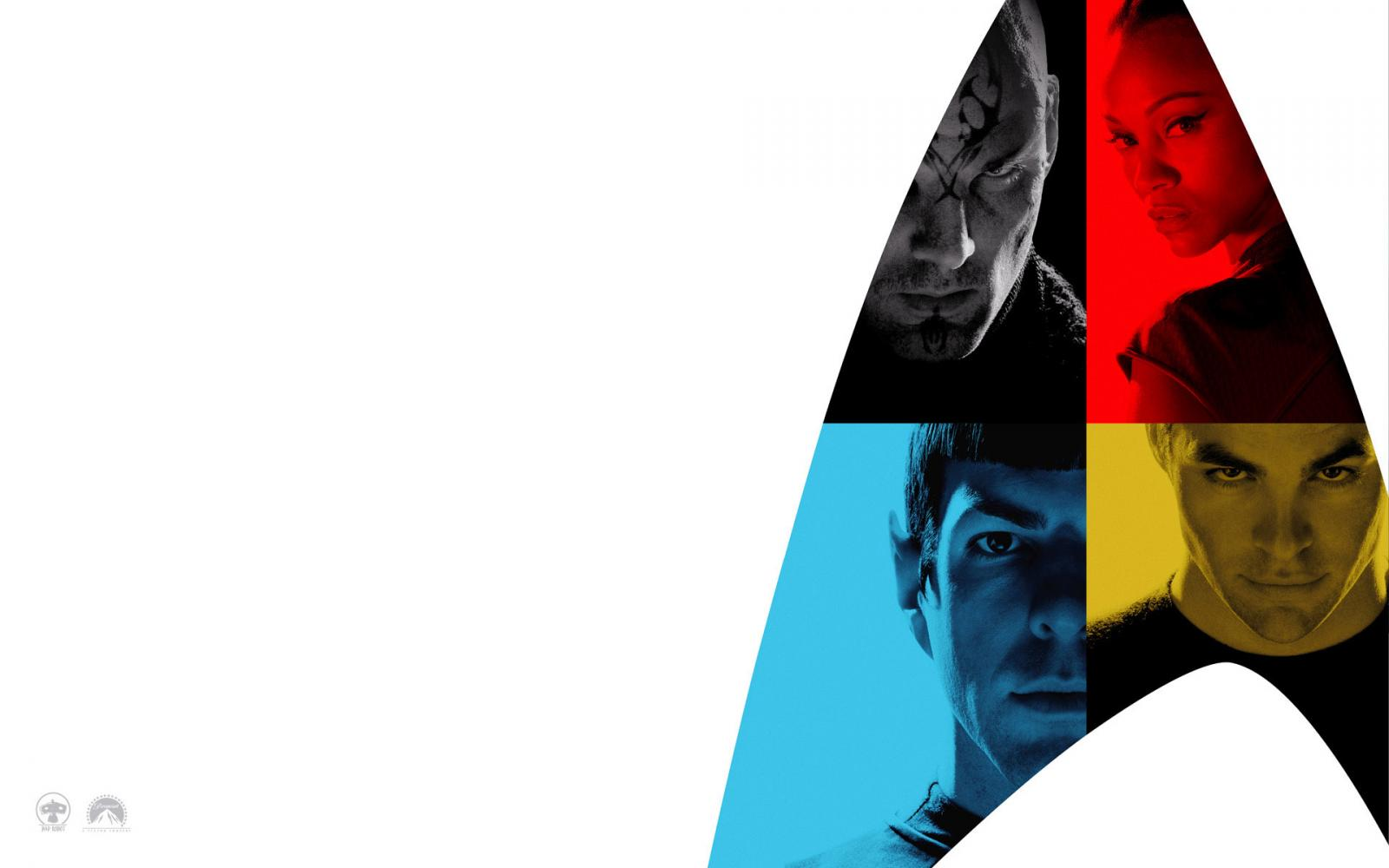 Wallpaper Star Trek Quatuor 1