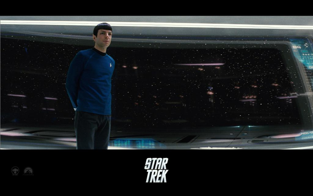 Wallpaper Star Trek Spock