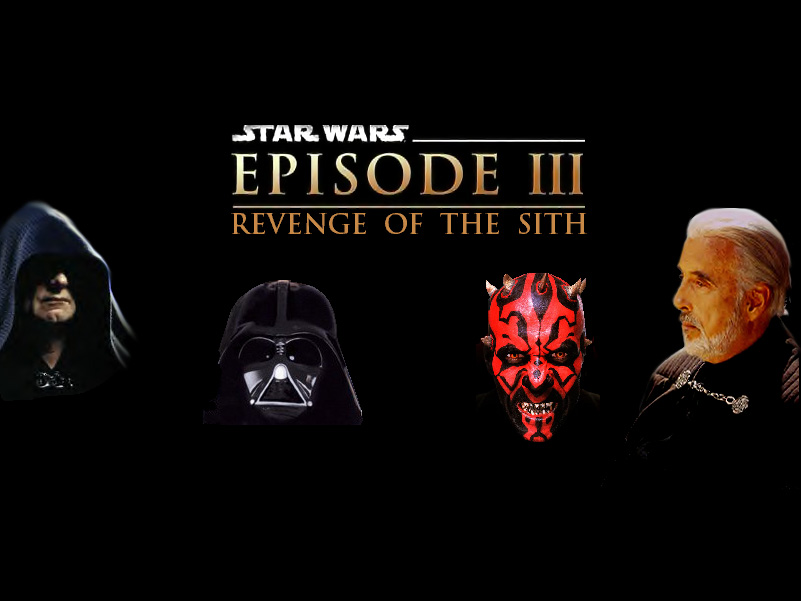 Wallpaper Episode 3 Sith Star Wars