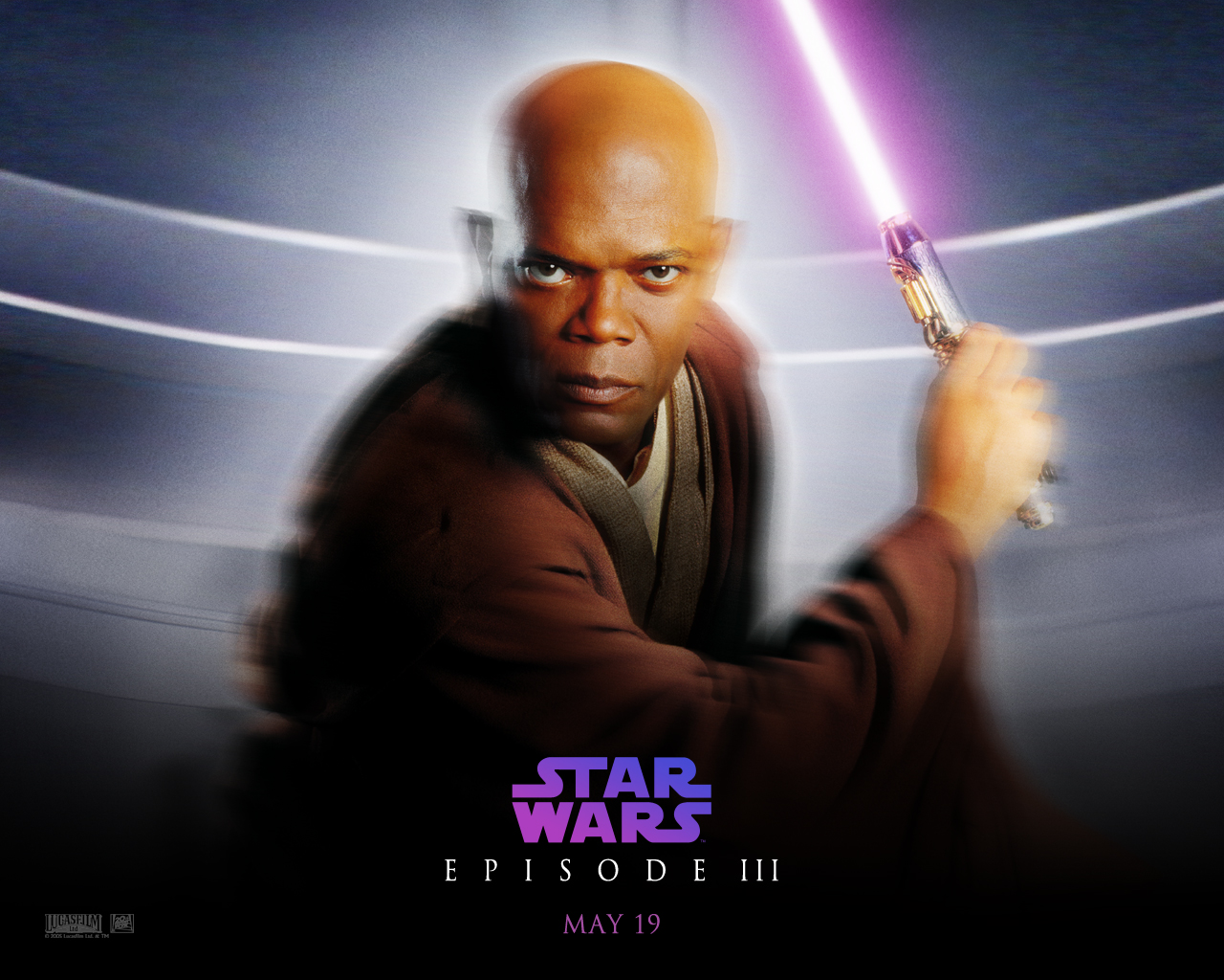 Wallpaper Maitre Windu Star Wars