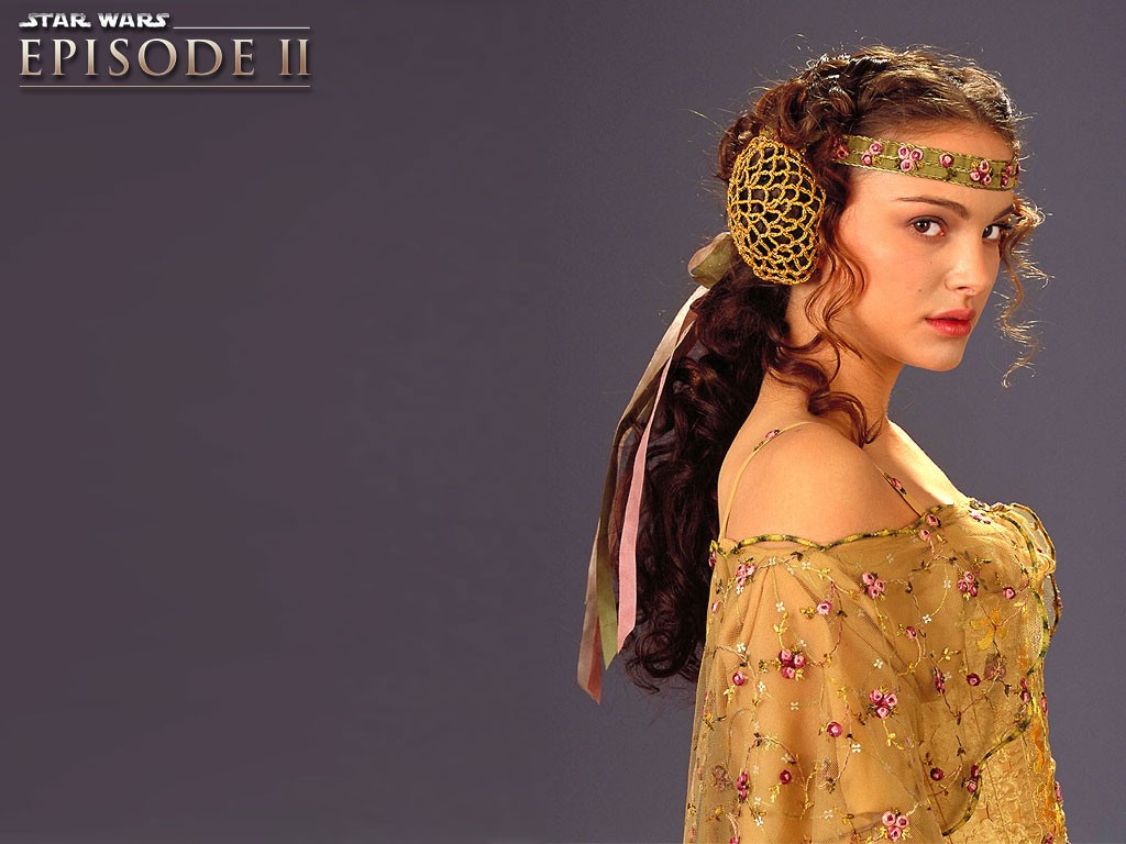 Wallpaper Padme Star Wars