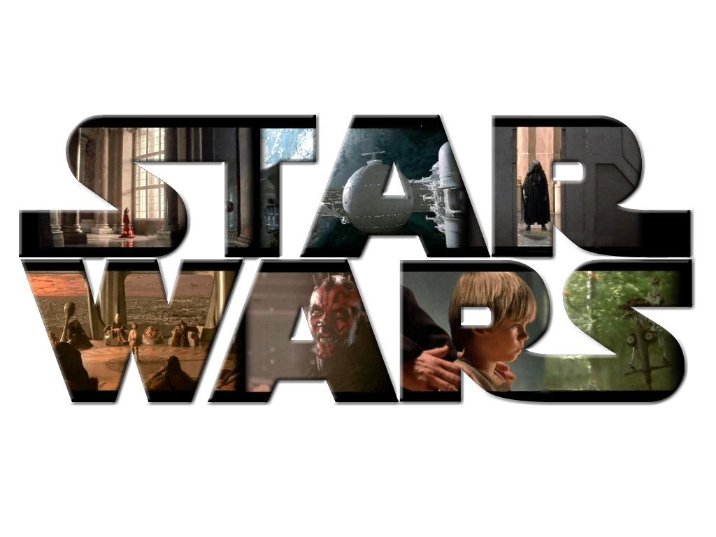 Wallpaper Title Star Wars
