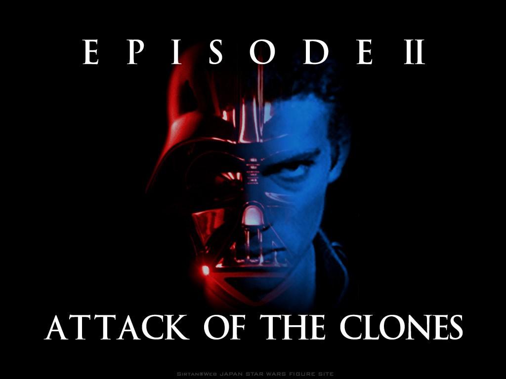 Wallpaper Star Wars episode 2
