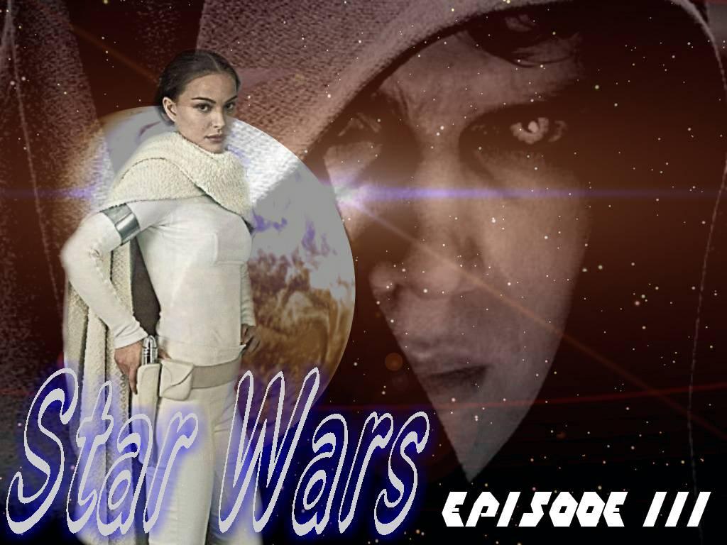Wallpaper episode 3 Star Wars