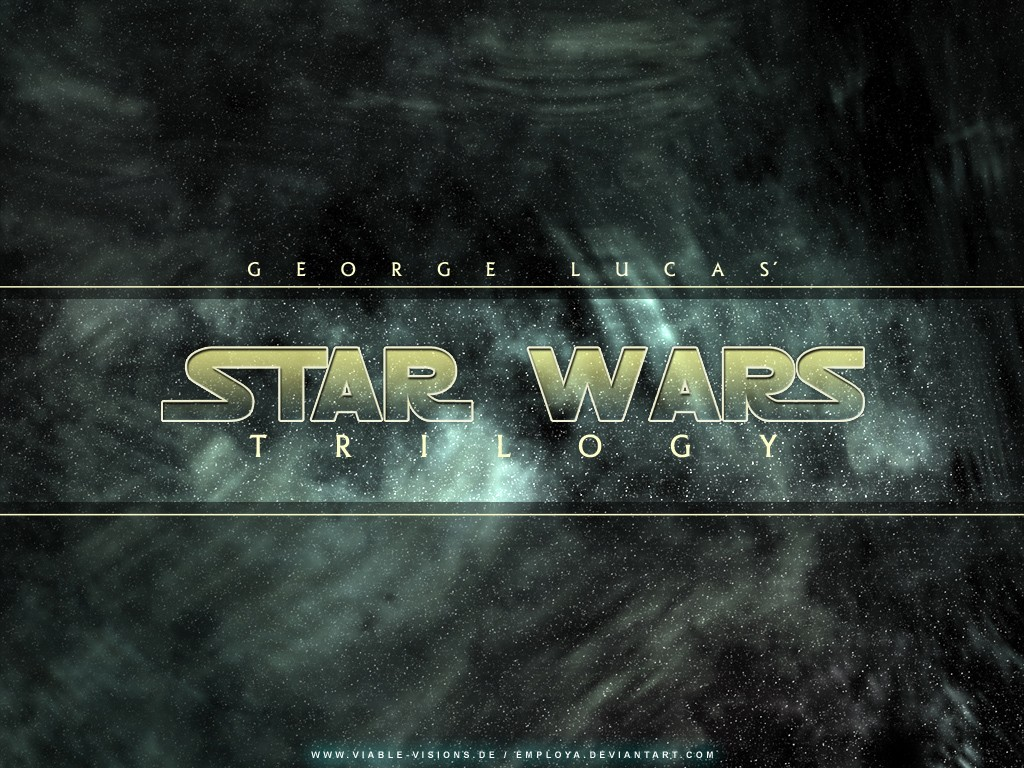 Wallpaper Star Wars la trilogie