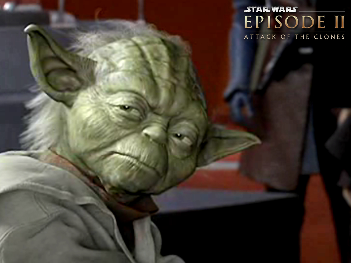 Wallpaper star wars yoda