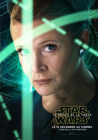 Wallpaper Carrie-Fisher_Princesse-Leia Star Wars