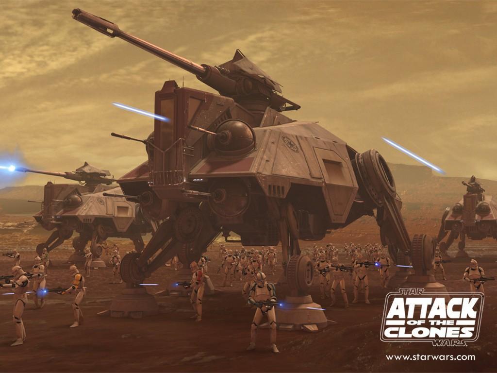 Wallpaper Clone War Star Wars