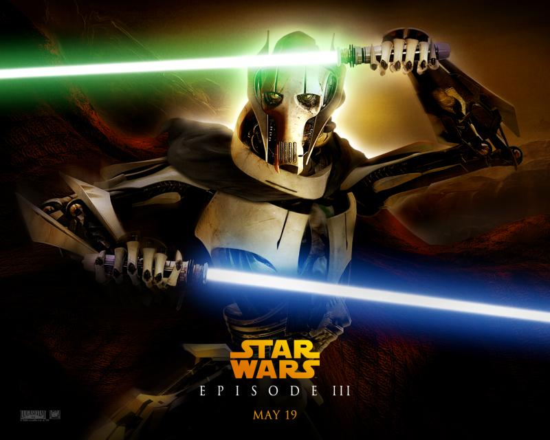 Wallpaper Star Wars General Grievous