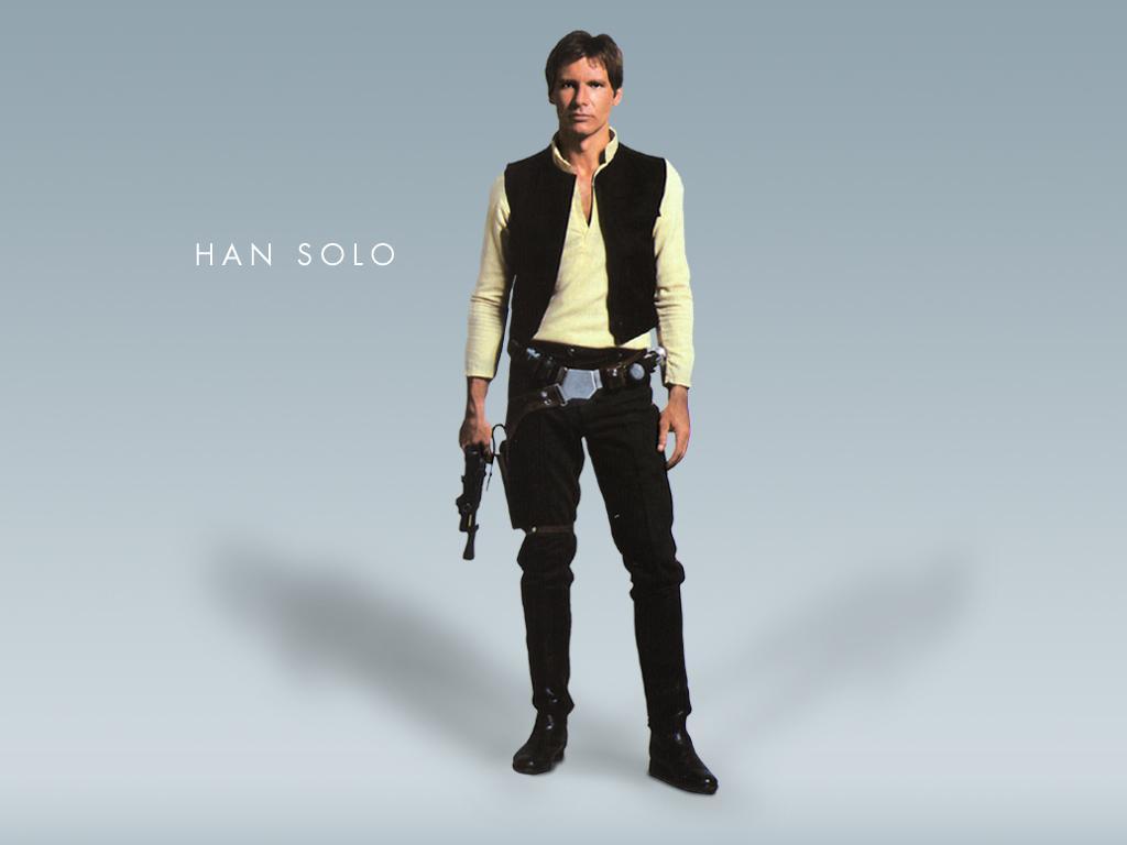 Wallpaper Star Wars Han Solo