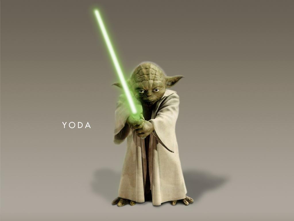 Wallpaper Star Wars Maitre Yoda