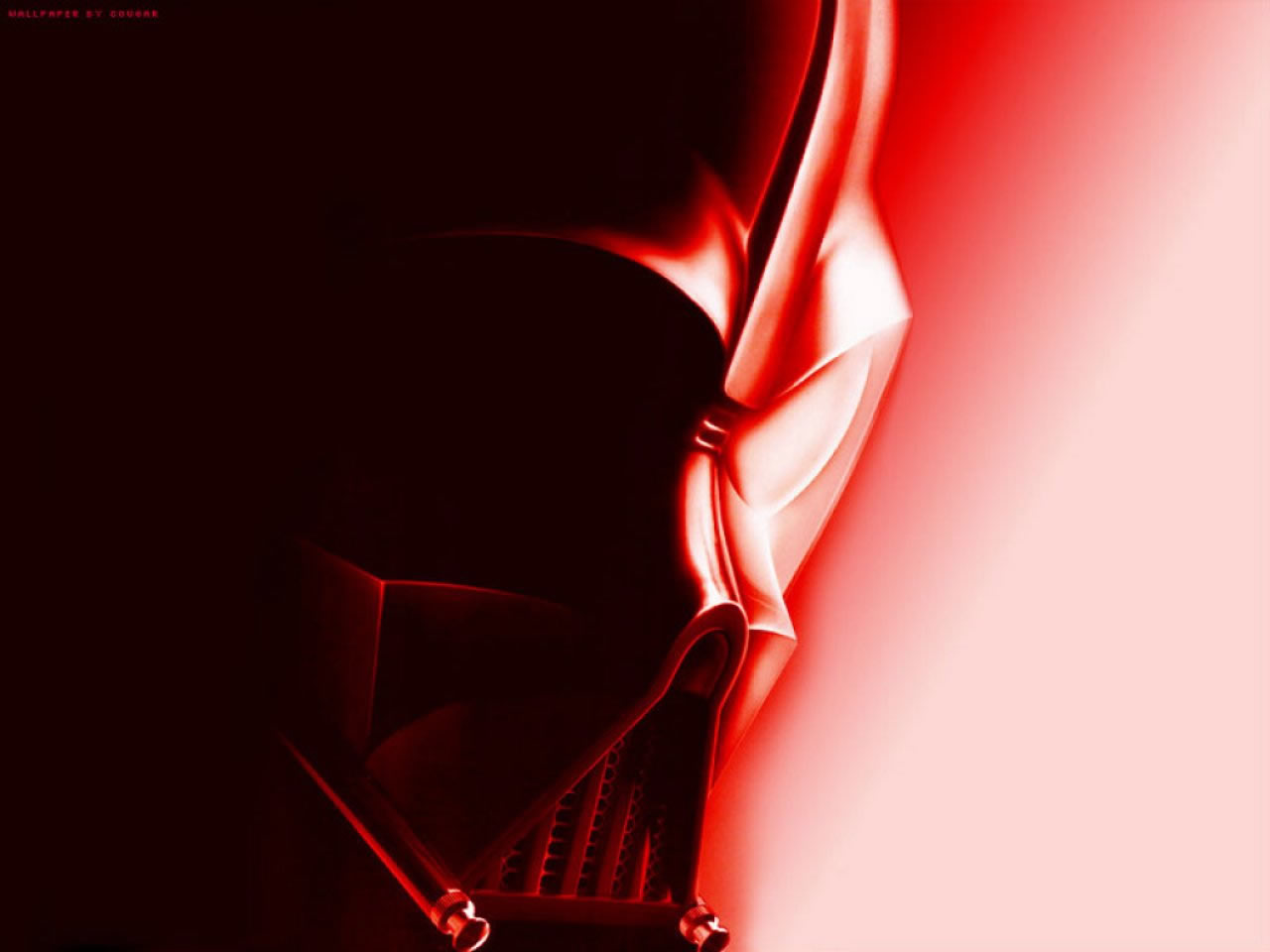 Wallpaper Star Wars Masque Dark Vador