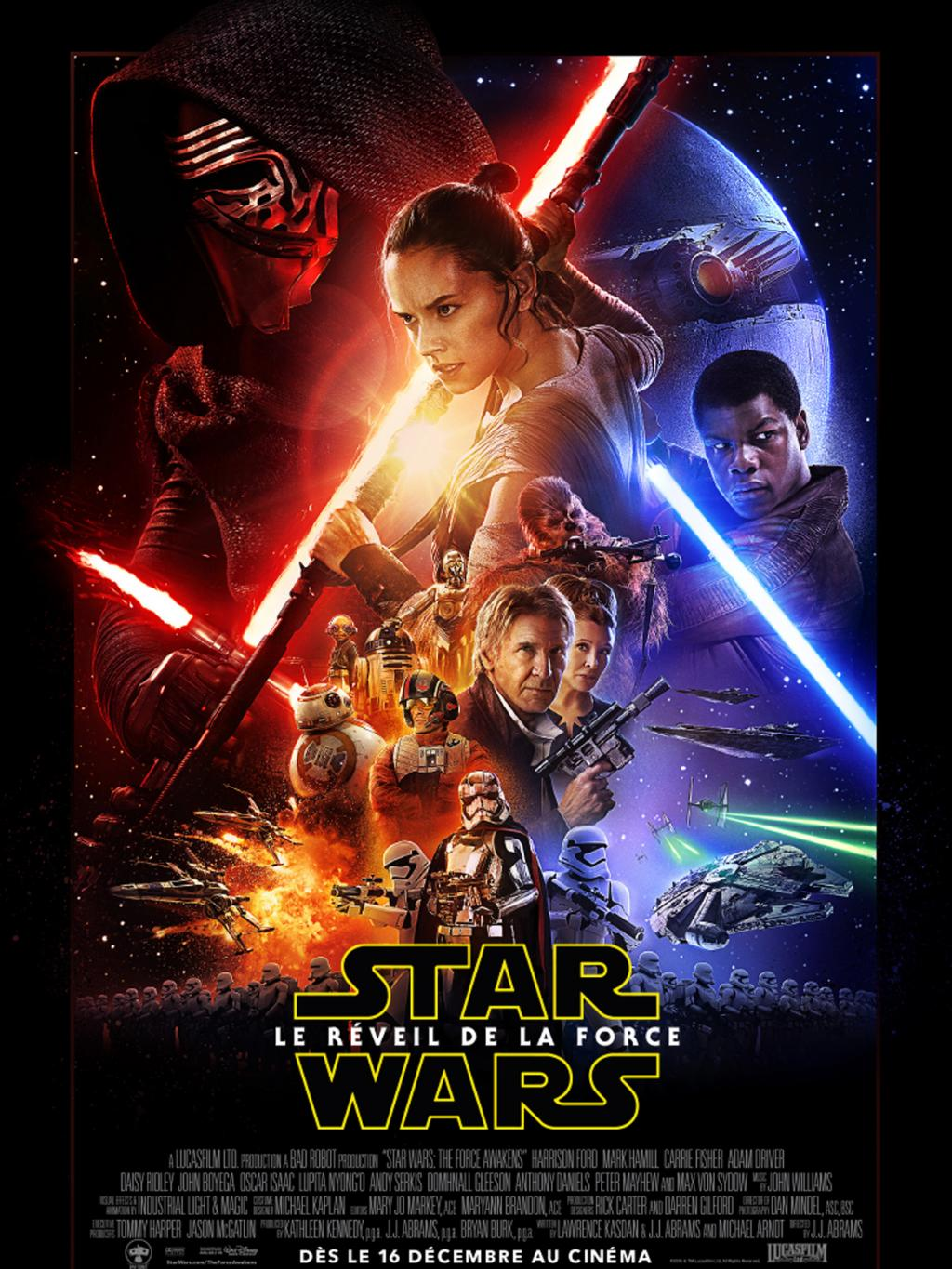 Wallpaper affiche cine Star Wars