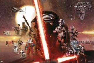 Wallpaper affiche cine Star Wars
