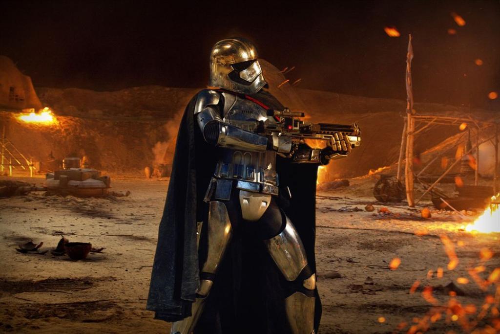 Wallpaper chasseur de primes Star Wars