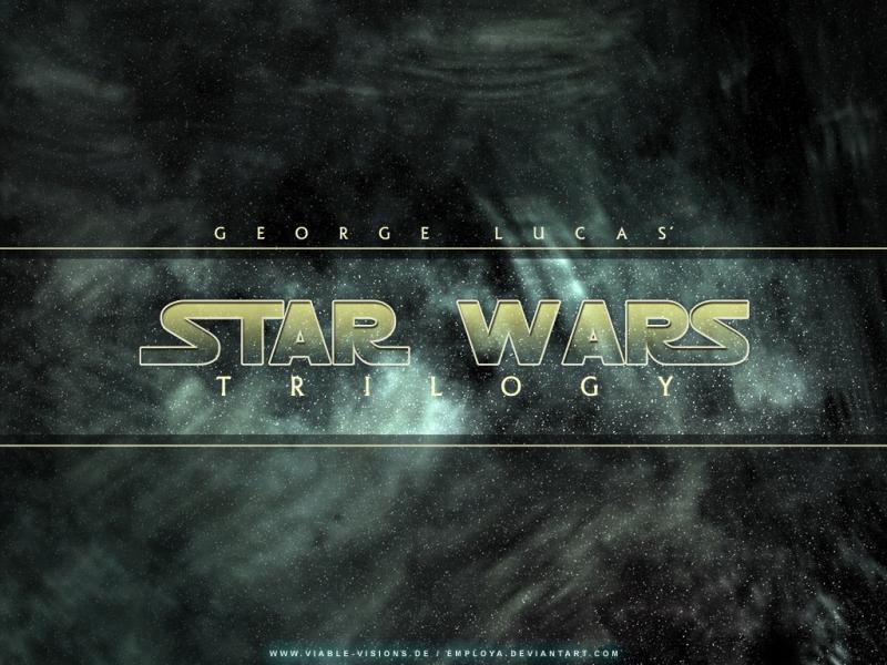 Wallpaper Star Wars la trilogie