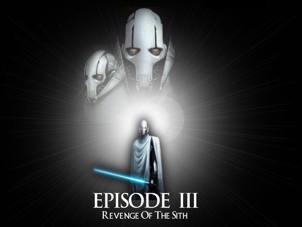 Wallpaper revanche des siths Star Wars