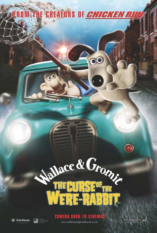 Wallpaper Affiche Wallace et Gromit