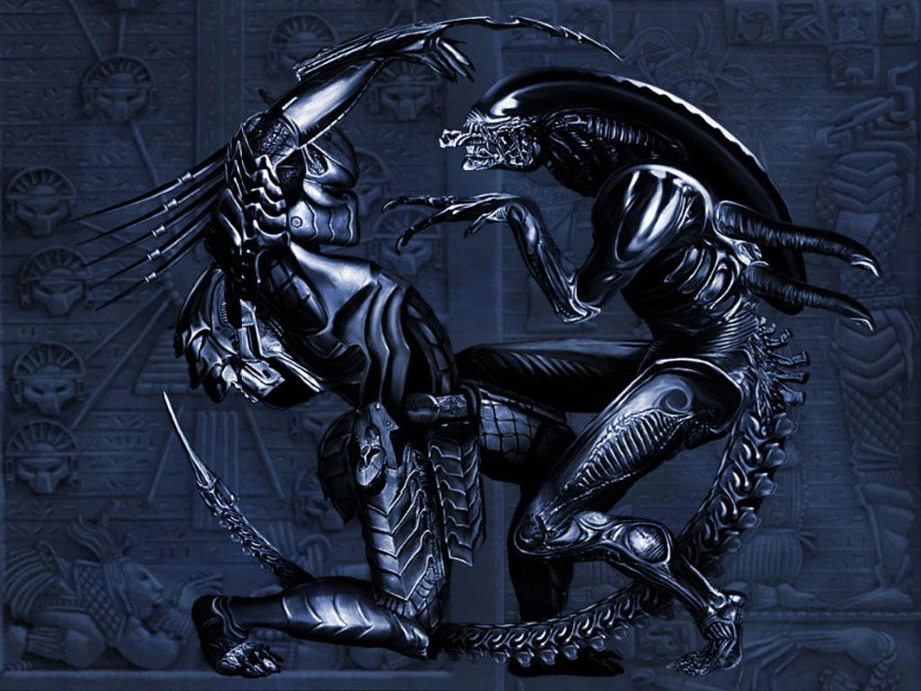 Wallpaper Alien vs Predator alien