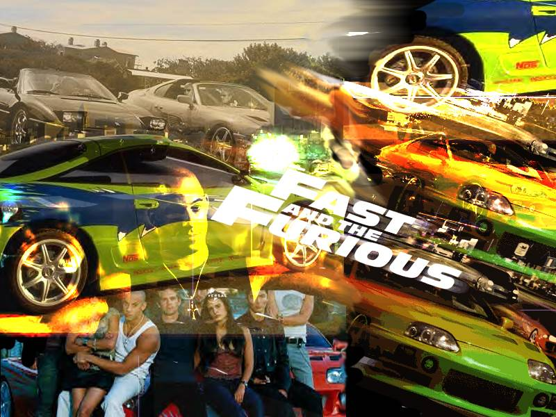 Wallpaper fast and furious Fast and Furious