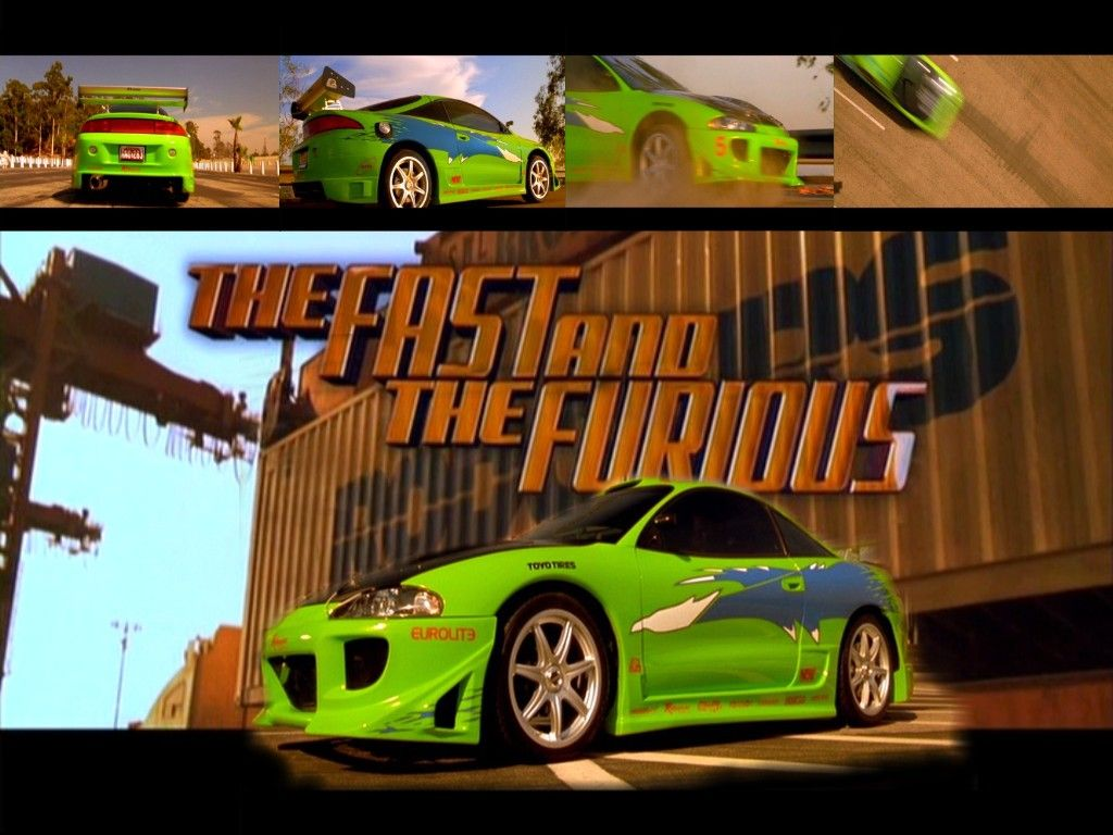 Wallpaper tunning Fast and Furious