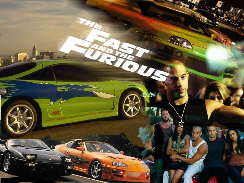 Wallpaper tunnings Fast and Furious