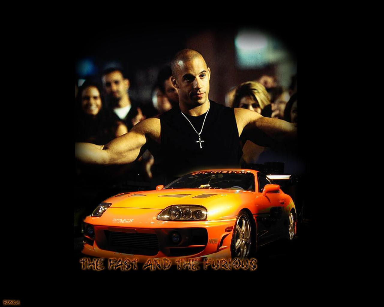 Wallpaper voiture Fast and Furious