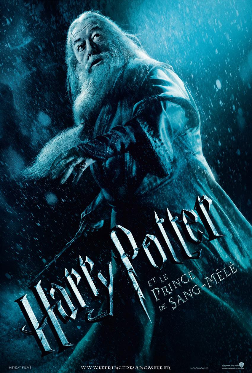 Wallpaper Harry Potter Dumbledore