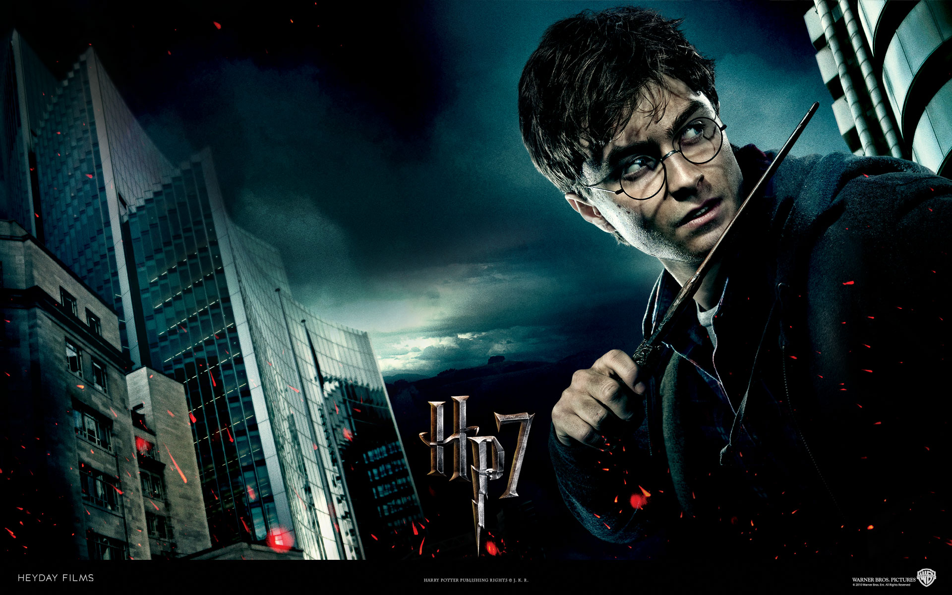 Wallpaper Harry Daniel Radcliffe Harry Potter