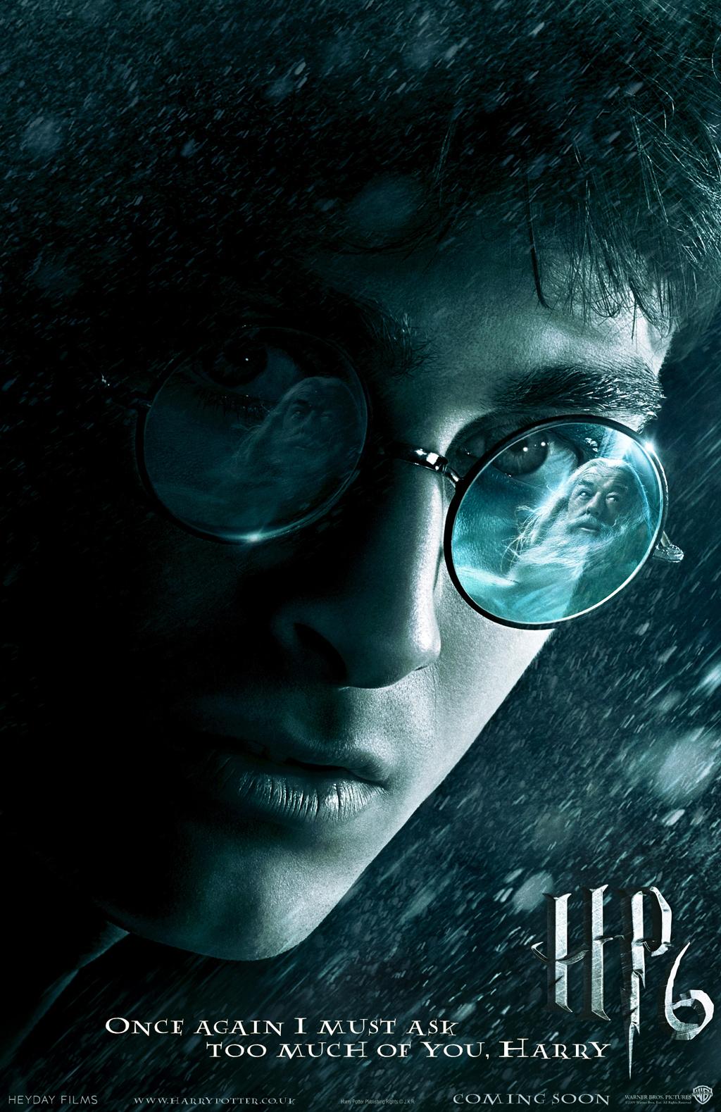 Wallpaper Harry Potter Harry Potter portrait
