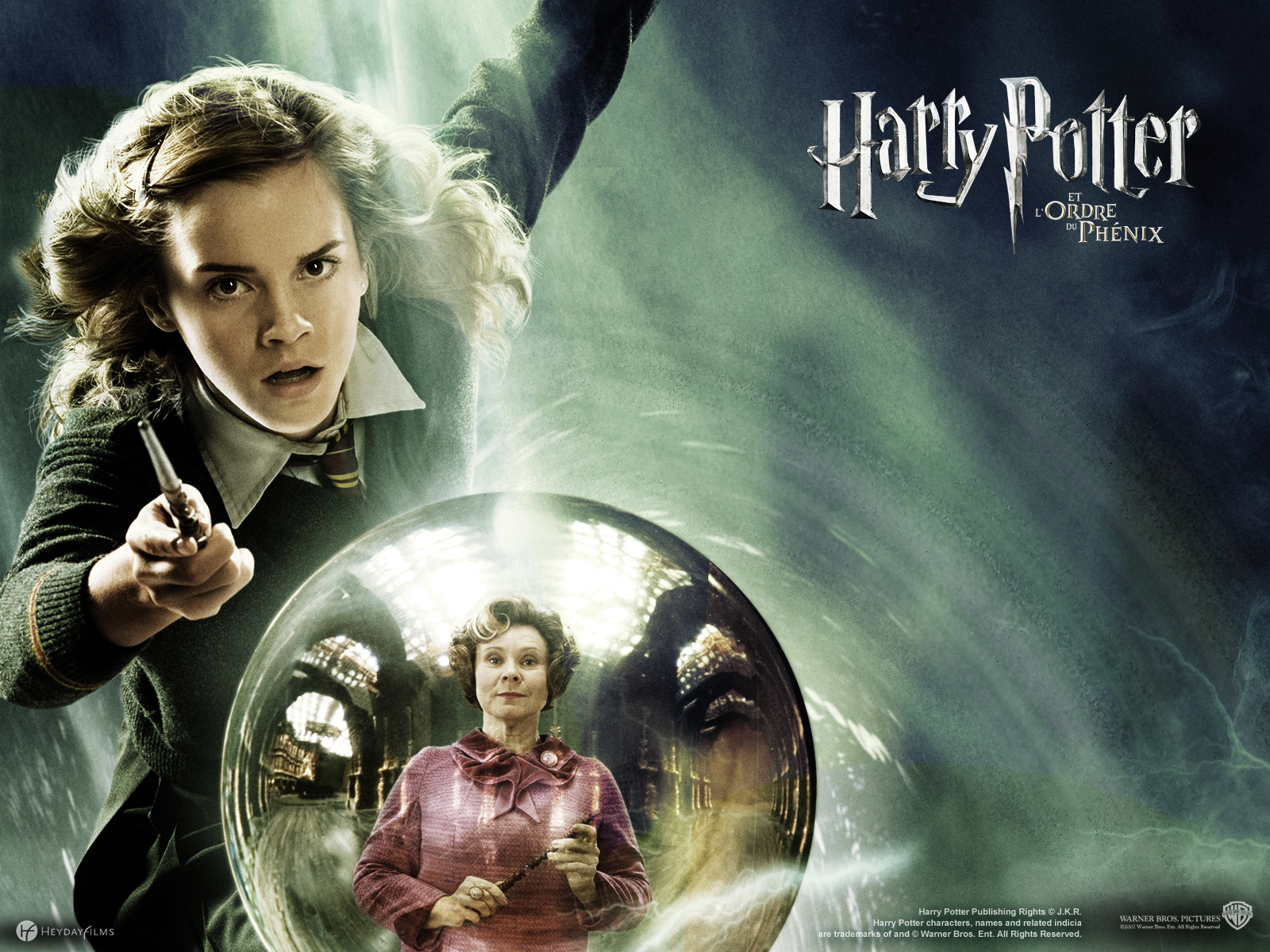 Wallpaper Hermione Granger Harry Potter