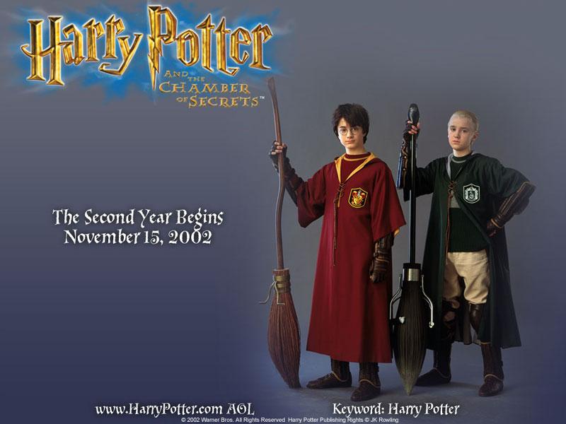 Wallpaper ennemi jure Harry Potter