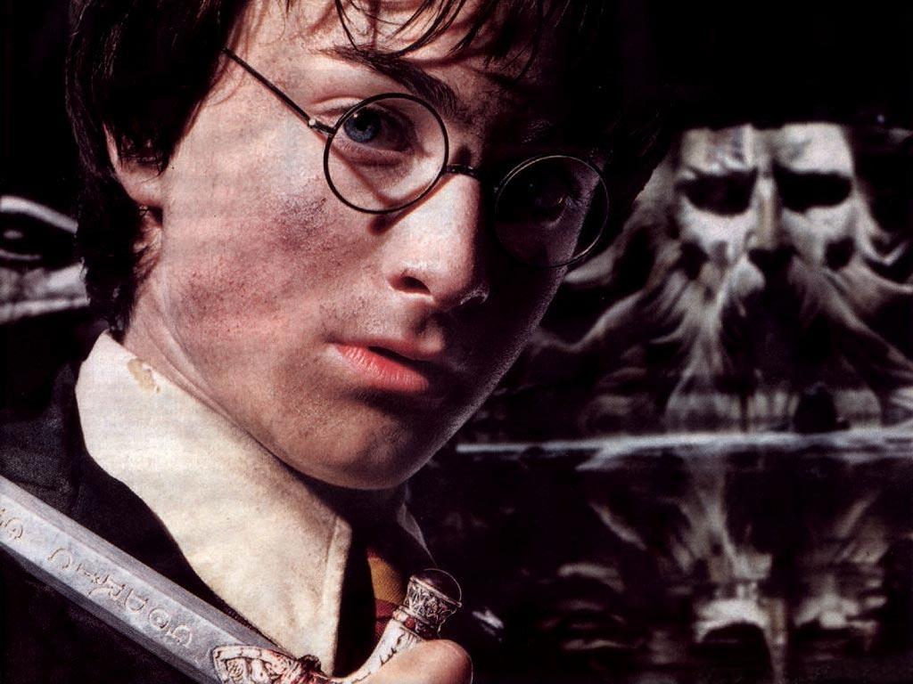 Wallpaper harry potter et la chambre des secrets Harry Potter