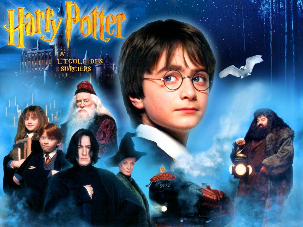 Wallpaper Harry Potter l ecole des sorciers