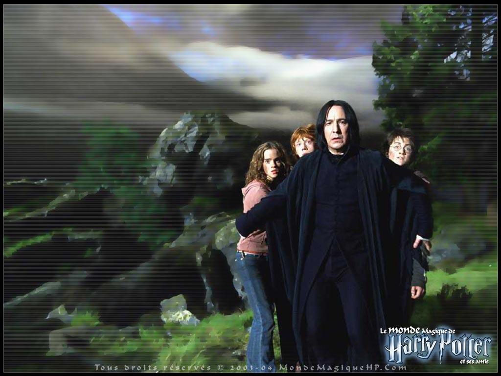 Wallpaper Harry Potter le prisonnier d hazkaban