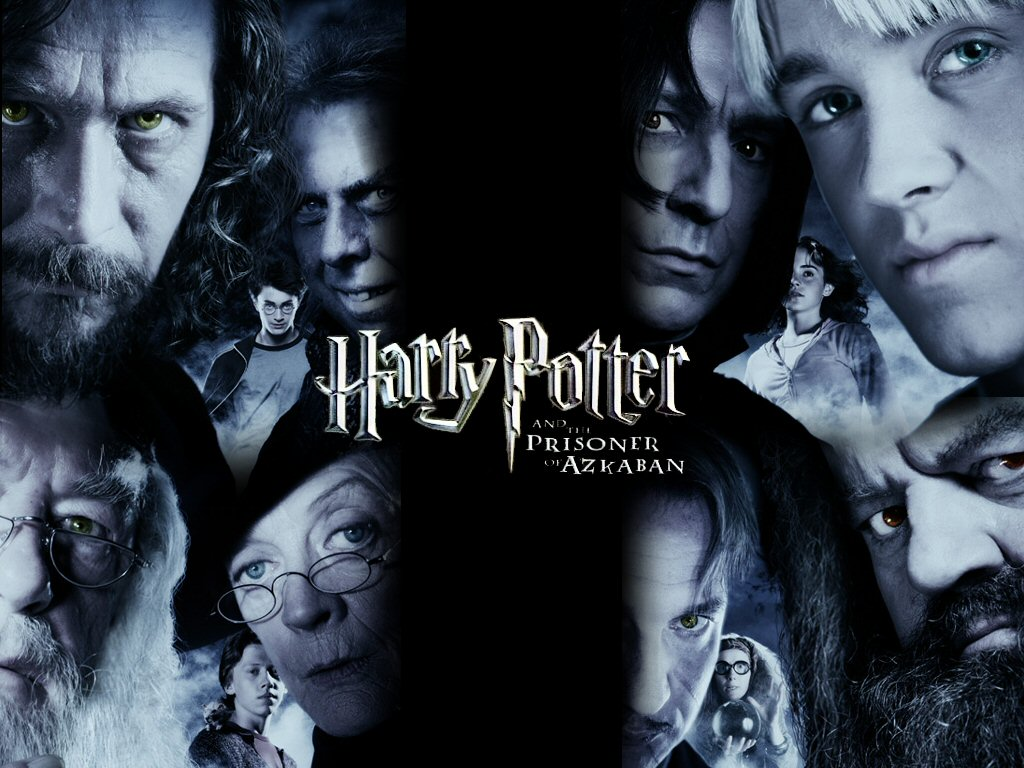 Wallpaper Harry Potter les personnages