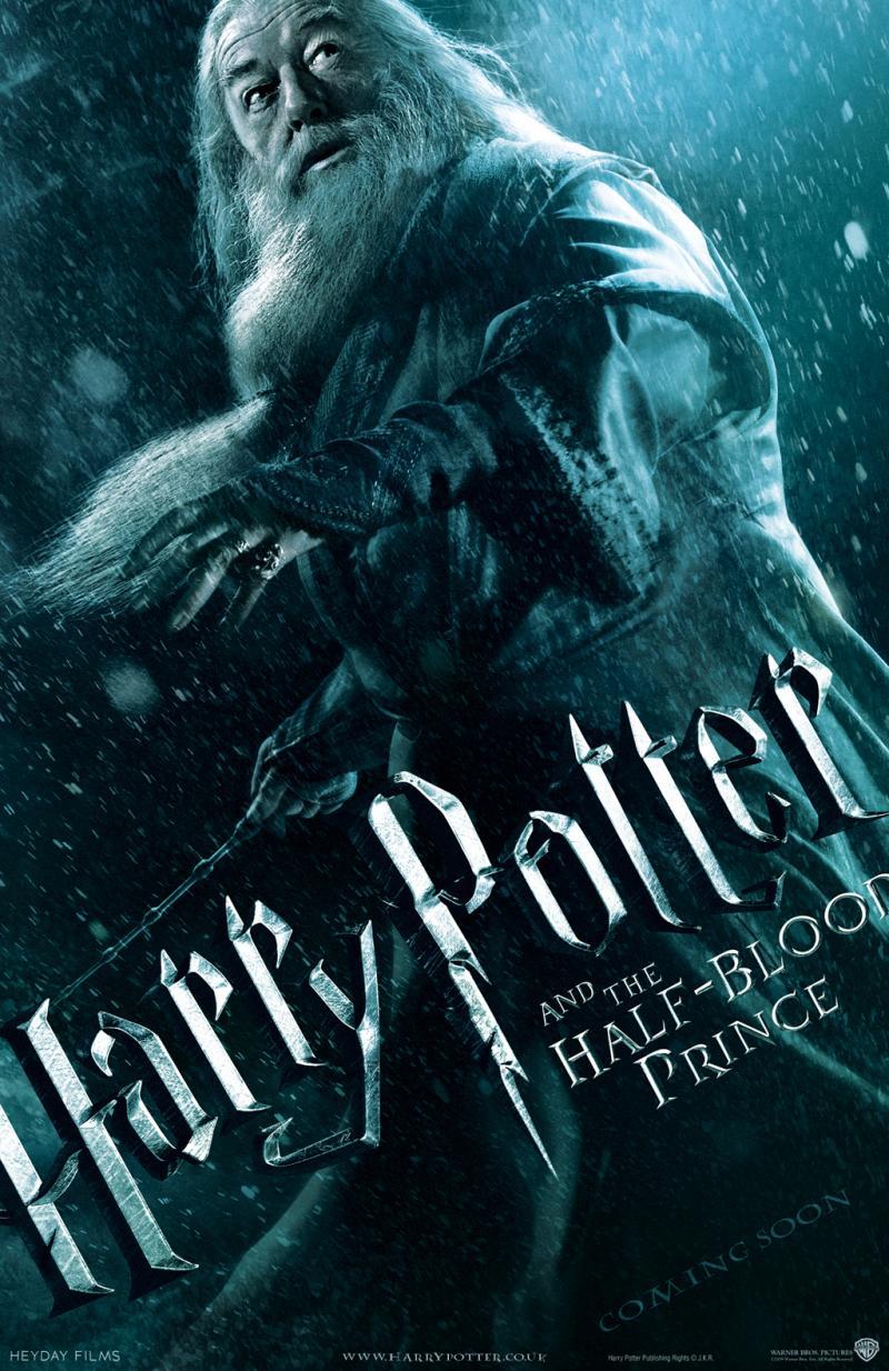 Wallpaper Albus Dumbledore hight quality Harry Potter