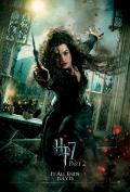 Wallpaper HP7 Part 2 poster - Bellatrix