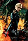 Wallpaper Harry Potter HP7 Part 2 poster - Draco