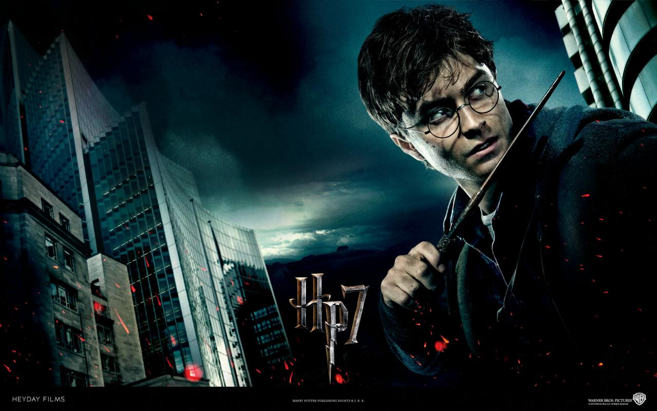 Wallpaper Harry Potter Harry Daniel Radcliffe