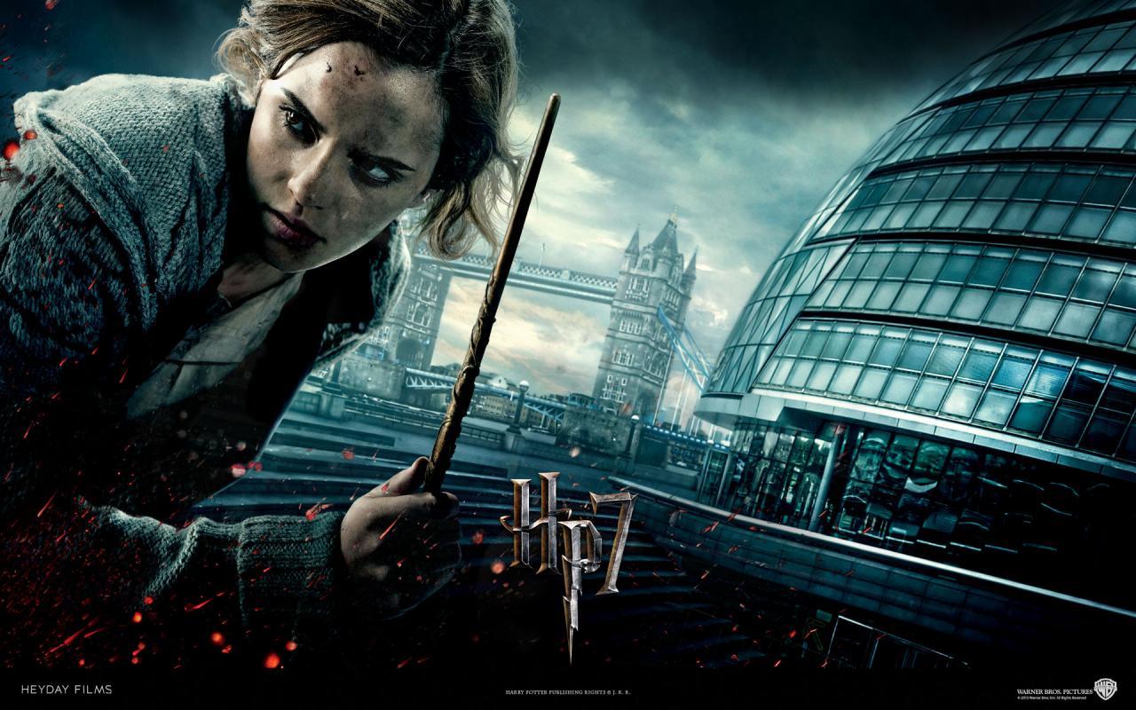 Wallpaper Harry Potter Hermione Emma Watson