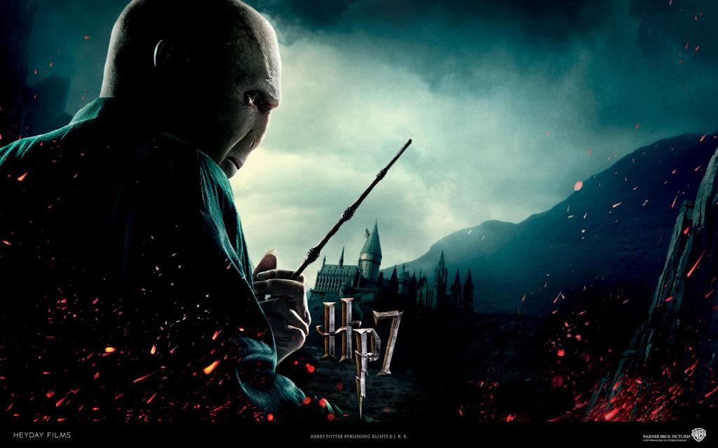 Wallpaper Lord Voldemort Ralph Fiennes Harry Potter